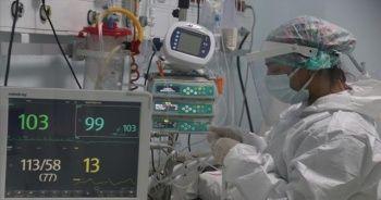 Türkiye'de son 24 saatte 10.174 yeni vaka tespit edildi, 223 kişi hayatını kaybetti