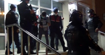 Uzman çavuşu darp ve gasp iddiasına 9 tutuklama