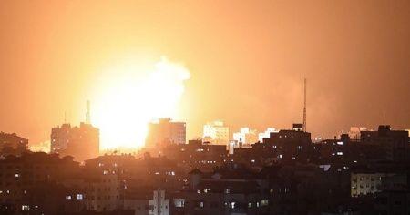 8 Hamas üyesi şehit edildi