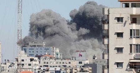 AP: İsrail'in saldırısına şoke olduk