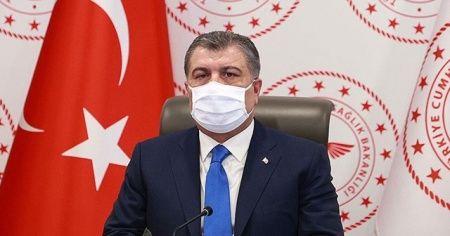 Bakan Koca: İstanbul'da vaka sayısı yüzde 65 azaldı
