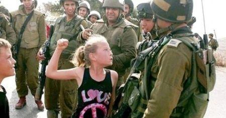Filistin'in cesur kızı: Kadınlara sahip çıkın