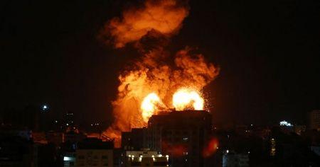 Gazze'de şehit sayısı 83'e yükseldi