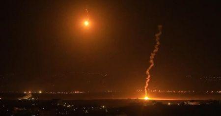 Gazze'ye geniş çaplı hava saldırısına onay