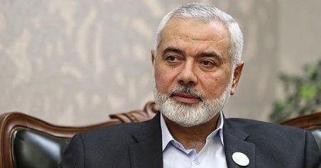 Hamas lideri Heniyye: Direniş geri çekilmeyecek