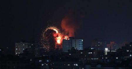 İsrail'in hava saldırılarında şehit sayısı 28'e yükseldi