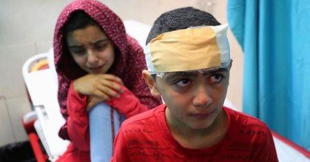 İsrail'in katlettiği 40 çocuk