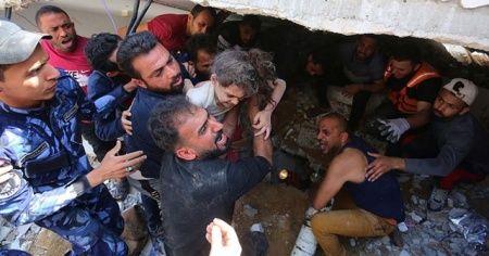 İsrail'in saldırılarında şehit sayısı 192'ye yükseldi