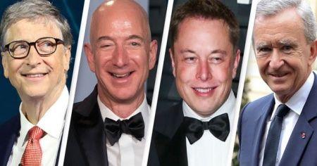 Jeff Bezos artık dünyanın en zengin insanı değil!
