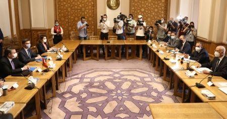 Mısır: Türk heyeti ile Mısır tarafı arasındaki görüşmeler başladı