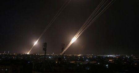 Sivilleri hedef alan İsrail'e cevap