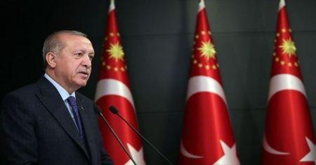 Cumhurbaşkanı Erdoğan'dan Biden'a İsrail tepkisi: Siz kanlı ellerinizle tarih yazıyorsunuz