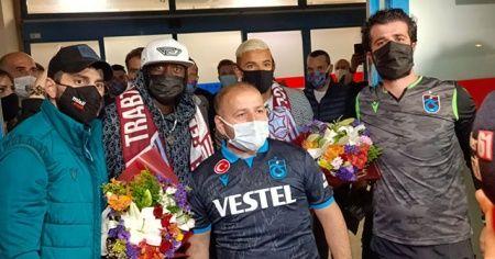 Trabzonspor transferlere hızlı başladı
