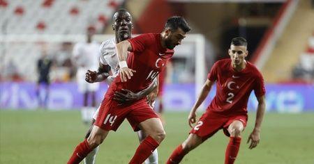 Türkiye, Gine ile golsüz berabere kaldı