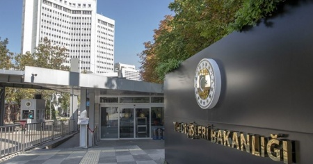 Türkiye, İsrail'in Mescid-i Aksa'ya yönelik saldırılarını kınadı