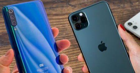 Xiaomi akıllı telefon rekabetinde Apple'ı geride bıraktı