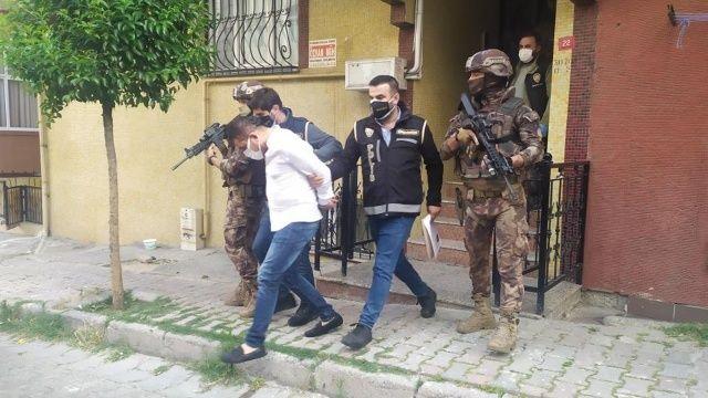 'Nurişler' organize suç örgütüne operasyon