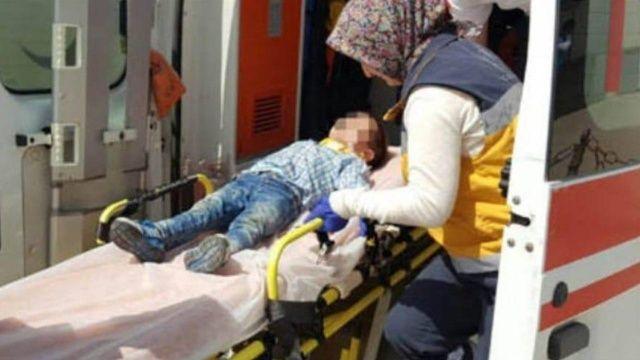 3 yaşındaki oğluna sigara ve hap içiren anneye gözaltı
