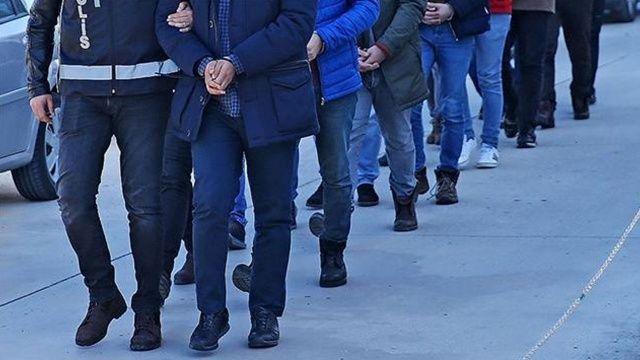 32 ilde FETÖ operasyonu: 18 polis tutuklandı