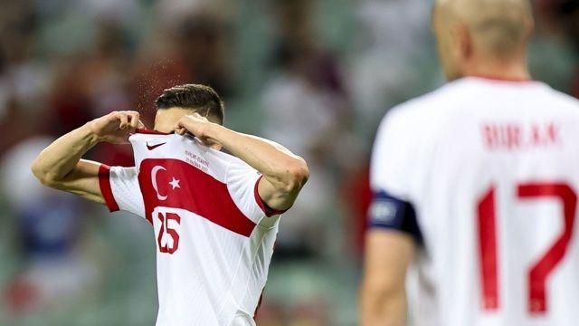 A Milliler EURO 2020'ye veda etti