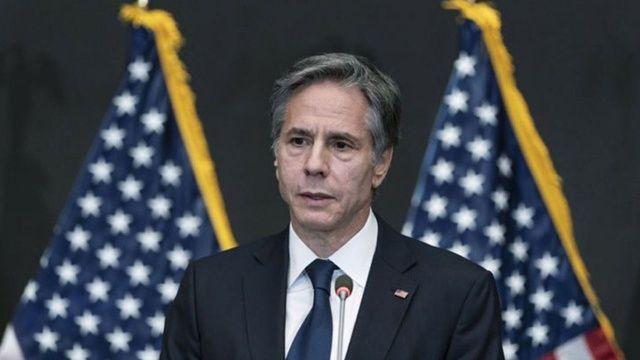 ABD Dışişleri Bakanı Blinken: Türkiye'nin adımları rahatsız edici