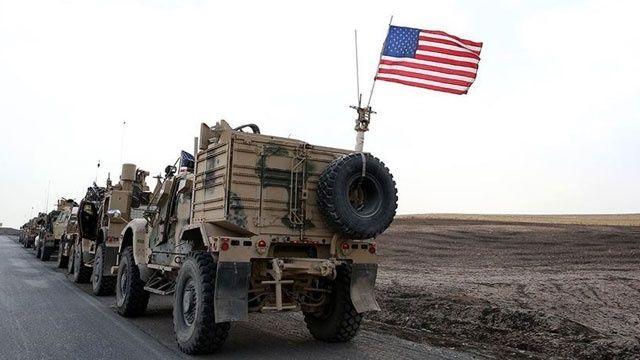 ABD'nin Suriye'den çekilmeye niyeti yok