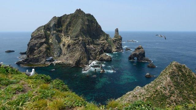 Ada krizi: Güney Kore tatbikat başlattı Japonya tepki gösterdi