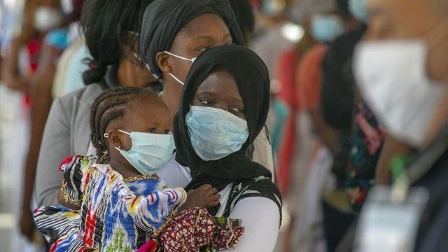 Afrika'da vaka ve ölümler yüzde 40 arttı