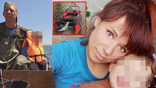 Ailesi fırtınada öldü 3 yaşındaki çocuk 1 gün sonra sandalda bulundu