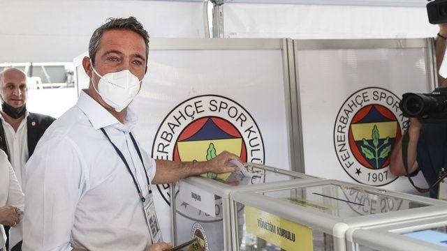 Ali Koç yeniden Fenerbahçe Başkanı!
