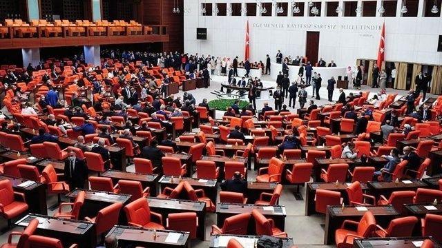 Askeri Ceza Kanunu teklifi Meclis'te kabul edildi