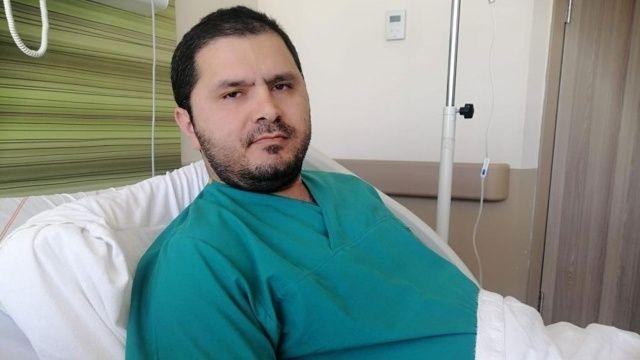 Bağımlılık yapan ilacı yazmayan doktora silahlı saldırı
