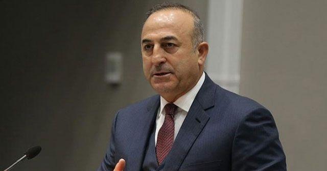 ABD-Türkiye yakınlaşması! Bakan Çavuşoğlu'ndan kritik açıklama