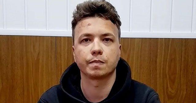 Belarus'ta gözaltına alınan muhalif, arkadaşını suçladı