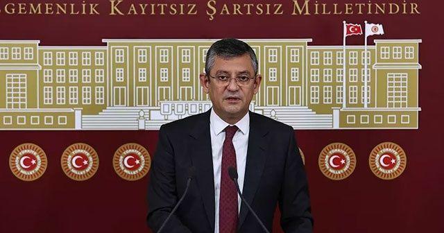 CHP'li Özgür Özel'den Bakan Varank'a sürpriz telefon