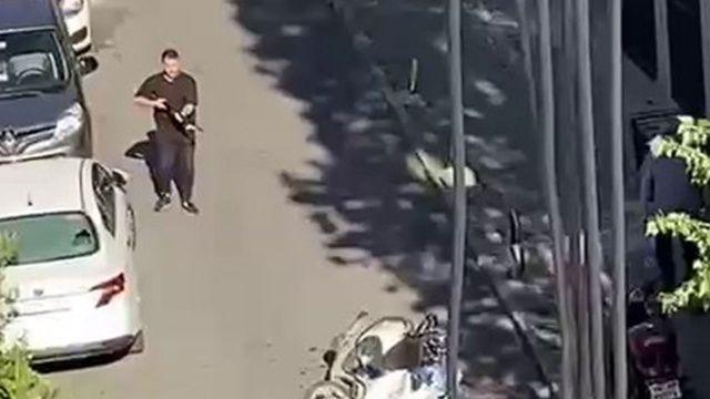 Çocuğunu parka götürürken hayatını kaybetti