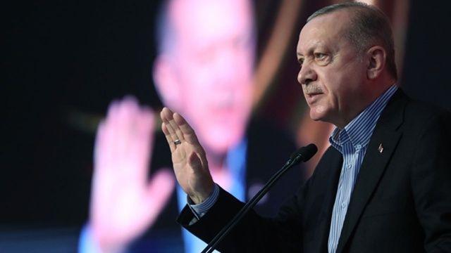 Cumhurbaşkanı Erdoğan'dan dünyaya pandemi eleştirisi