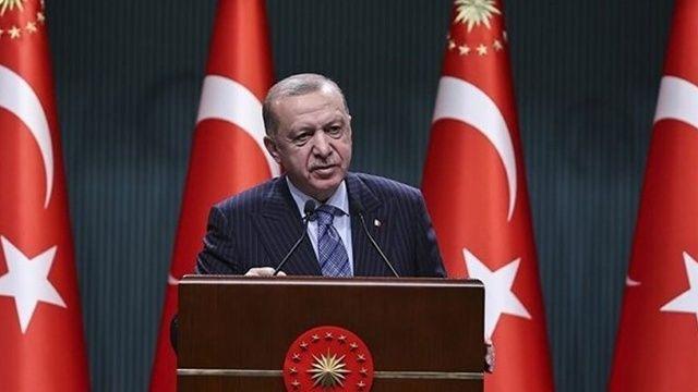 Cumhurbaşkanı Erdoğan'dan turizmcilere müjde sinyali