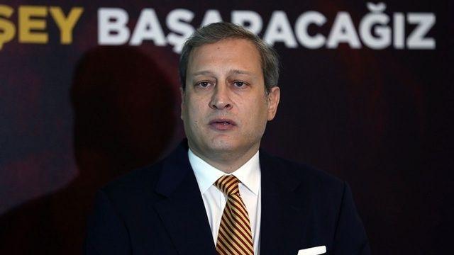 Cumhurbaşkanı Erdoğan, Galatasaray'ın yeni başkanı Elmas'ı tebrik etti