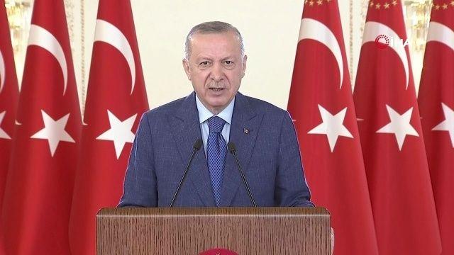 Cumhurbaşkanı Erdoğan: İstikrarın en büyük engeli terör