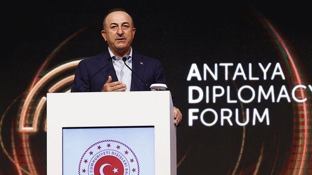 Dışişleri Bakanı Çavuşoğlu: Dünyada bir ilk