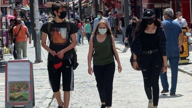 Edirne'de vaka sayıları tek hanelere düştü