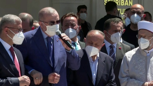 Erdoğan'dan kentsel dönüşüm çağrısı: Eylem yapın bende katılırım