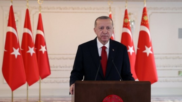 Erdoğan: Kirli gündemleri aldırmadan yolumuza devam edeceğiz