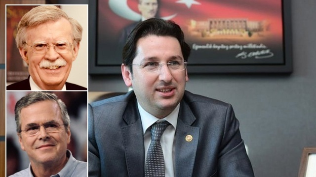 FETÖ'nün ABD'de kurduğu Türkiye karşıtı ittifakta dikkat çeken isimler