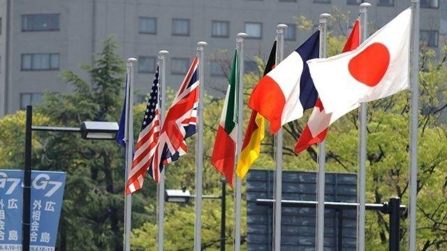 G7 ülkelerinden Kovid-19 için soruşturma çağrısı