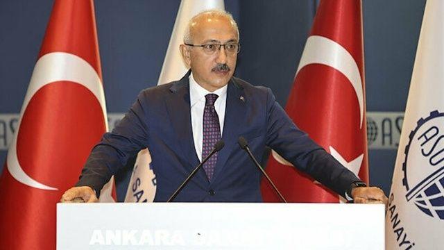 Hazine ve Maliye Bakanı Lütfi Elvan: Döviz kuru enflasyonda rol oynadı