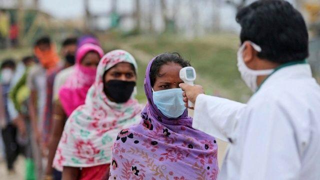 Hindistan'da bir de 'yeşil mantar' enfeksiyonu görüldü
