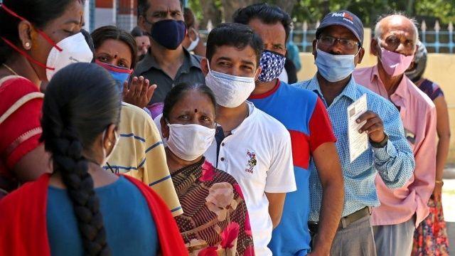 Hindistan'da 'kara mantar' salgın hastalık olarak ilan edildi