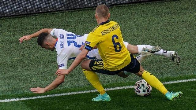 İsveç 1-0 Slovakya (EURO 2020 maç özeti)